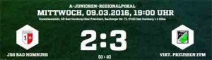 001 Pokal Homburg 09.03.16